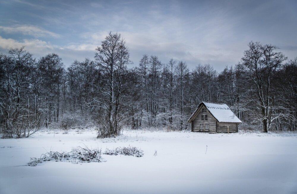 Nädala prognoos: talvist kargust madalrõhkkonnad ei ohusta