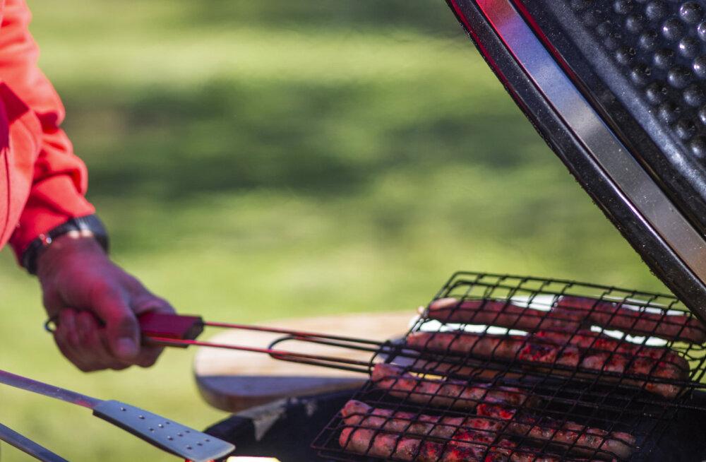 Millist varustust on grillimiseks vaja, et grill õnnestuks 100%?