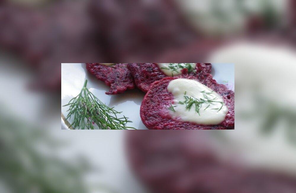 Mozzarellakattega peedipannkoogid (9 tk)