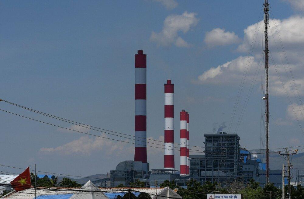 Lahendus kliima soojenemisele - rohkem süsihappegaasi?