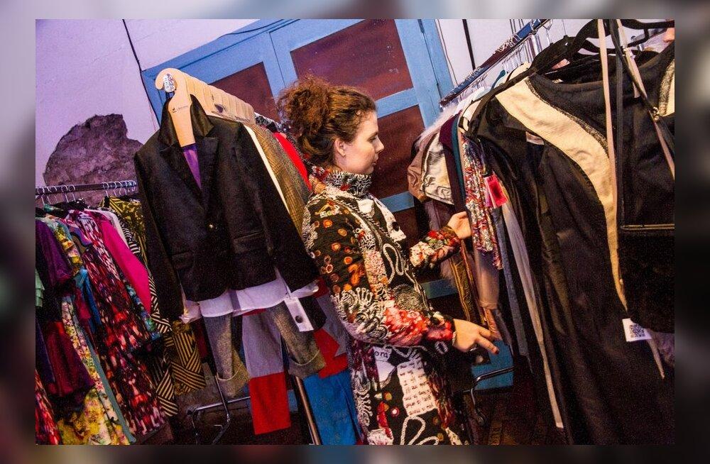 FOTOD: Tallinn Fashion Week algas vinge Pop-Up kaupluse avamisega!