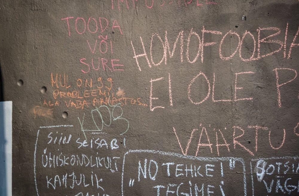 """Baltic Pride ei ole üritus """"neile"""", vaid kõigile meile"""