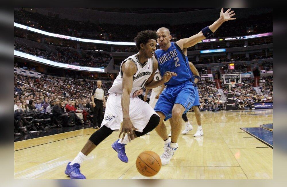 NBA TOP: Washington Wizardsi mängumees teeb hirmsa pealtpaneku
