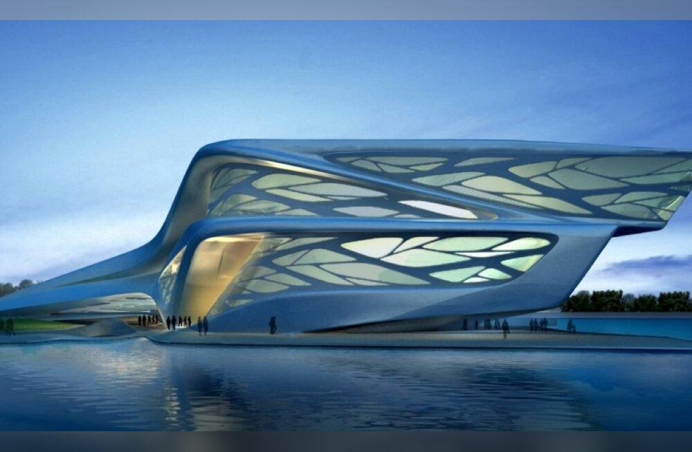 Zaha Hadid: kes oli see maailmakuulus arhitekt, kelle büroo Tallinna sadamale uue ilme annab?