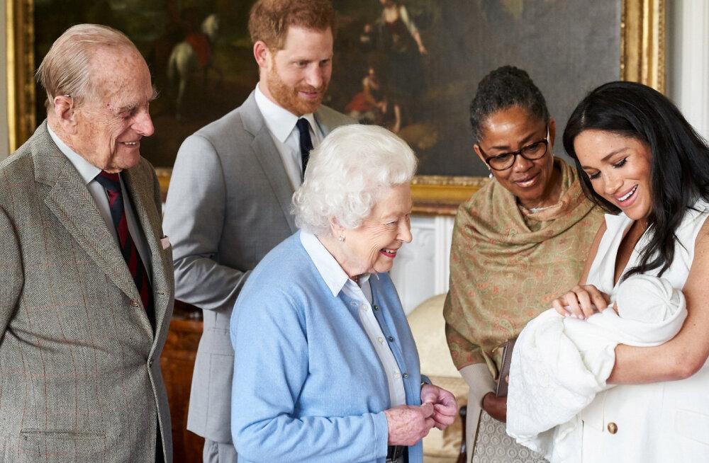 Ohoo! Kuningliku beebi nimi on ikkagi seotud varalahkunud printsess Dianaga?