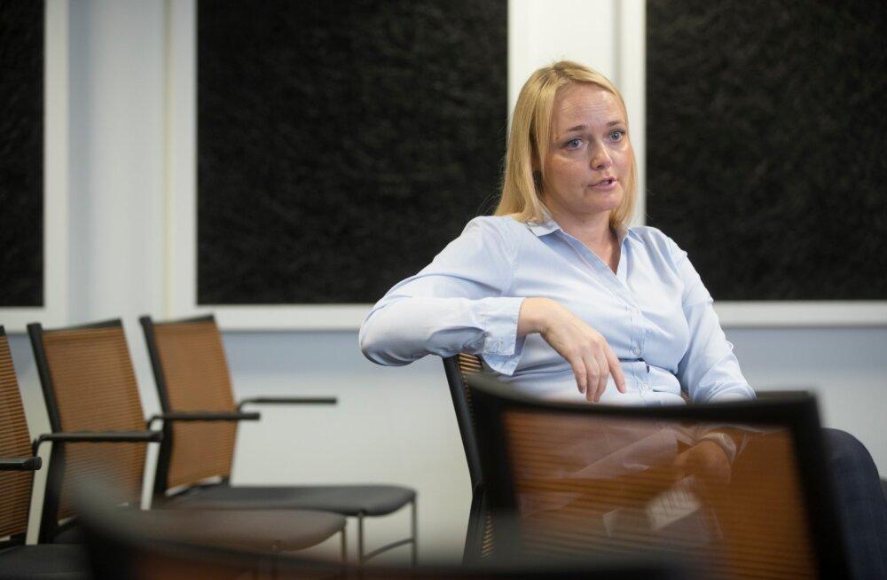 Anne Pärgma, Swedbanki eluasemelaenude osakonna valdkonnajuht