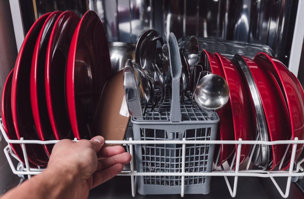 Kas sina paned kõiki nõusid nõudepesumasinasse õigesti? Julgeme selles kahelda
