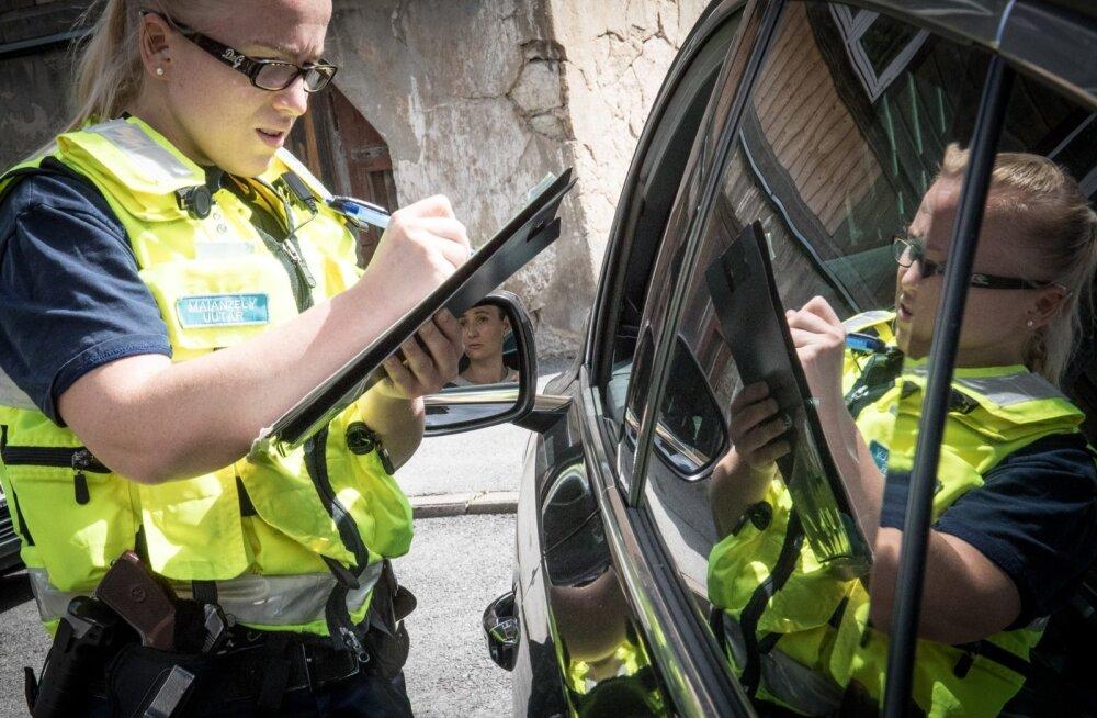 Politseireid Kalamajas
