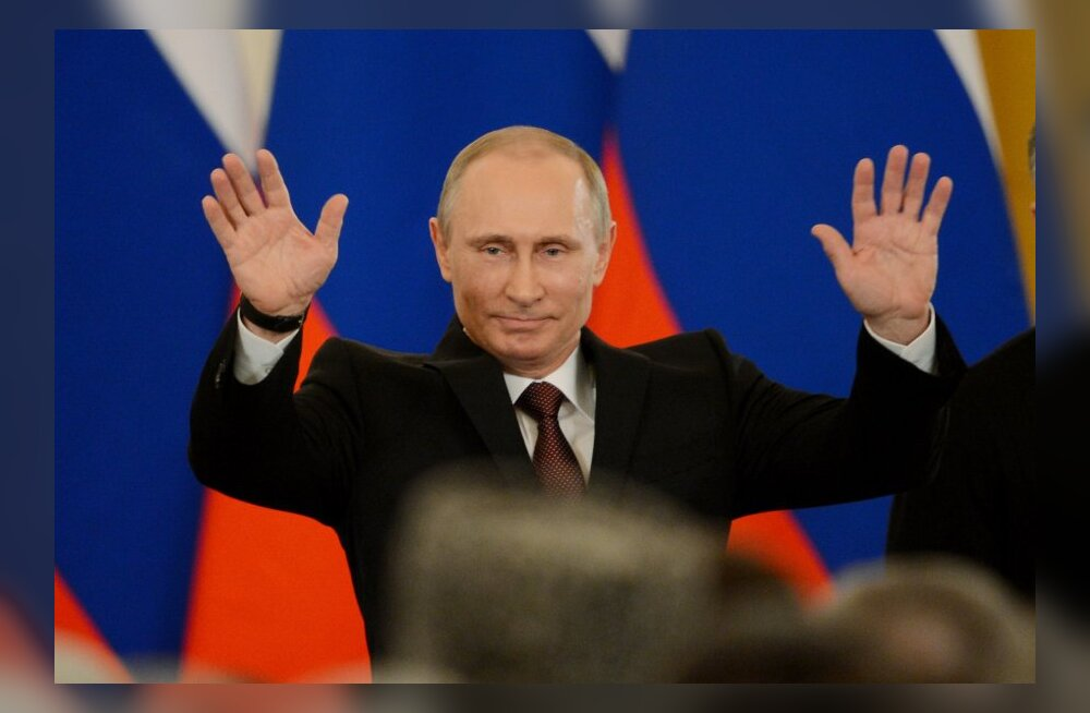 Putin: lääneriigid ei suuda Venemaa survestamiseks koordineeritult nafta hinda langetada