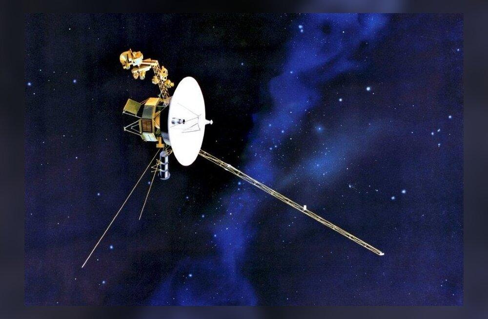 Voyageride edasine teekond: 40 000 aastat üksindust