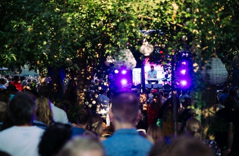 Sweet Spot festivali esimene päev