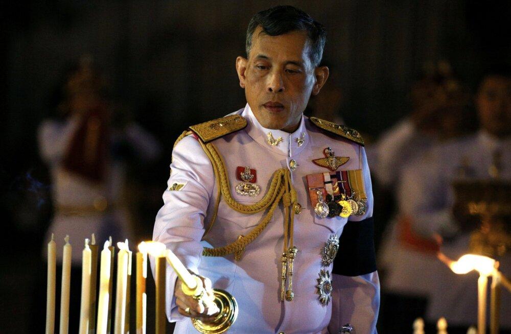 Troonileasumisega aega küll: Tai peab kuninga kroonimisega ootama veel vähemalt aasta