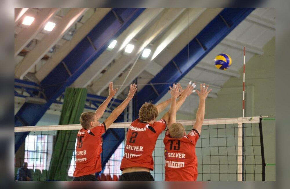 Võrkpall Tallinna Selver - Tartu BigBank