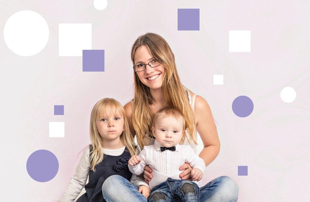 Johanna mured said alguse siis, kui teine laps Feliks oli kahekuune. Pärast vanema tütre Eva sündi probleeme polnud.