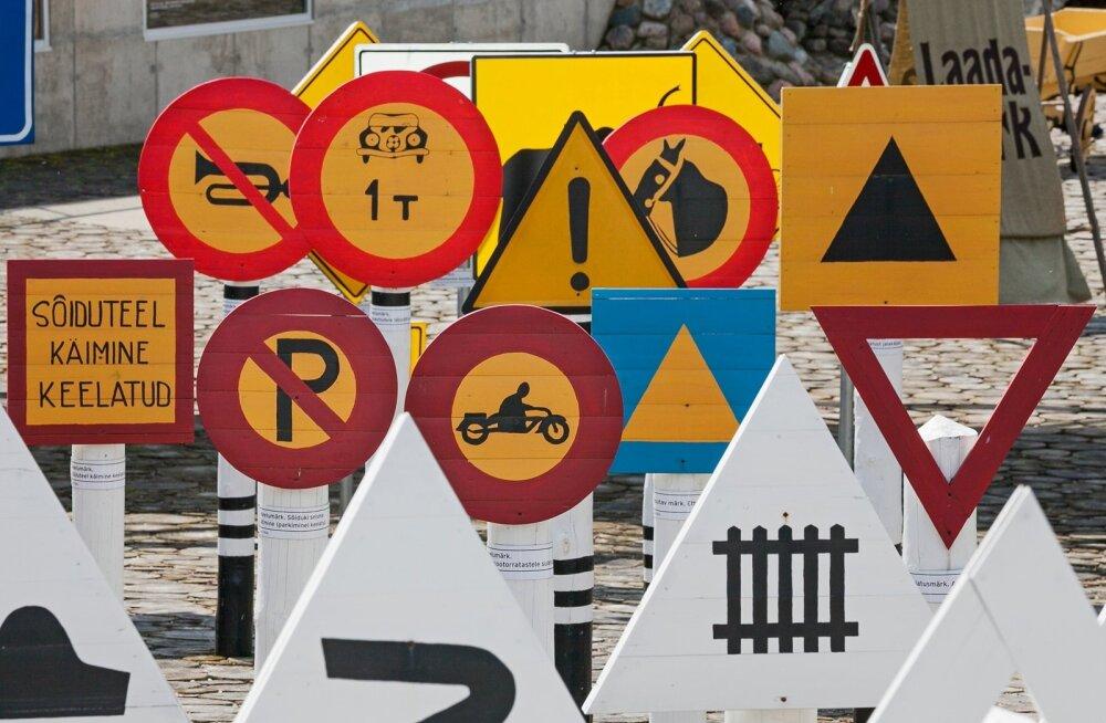 KAS TUNNED ÄRA | 14 moodsat liiklusohutust tõstvat lahendust Eesti teedel