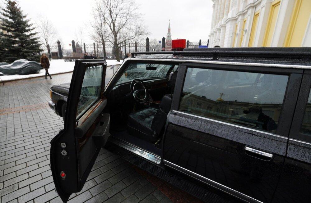 Venemaal vahistati sisekontrolli tulemusena riigi juhtkonna valveteenistuse kindral