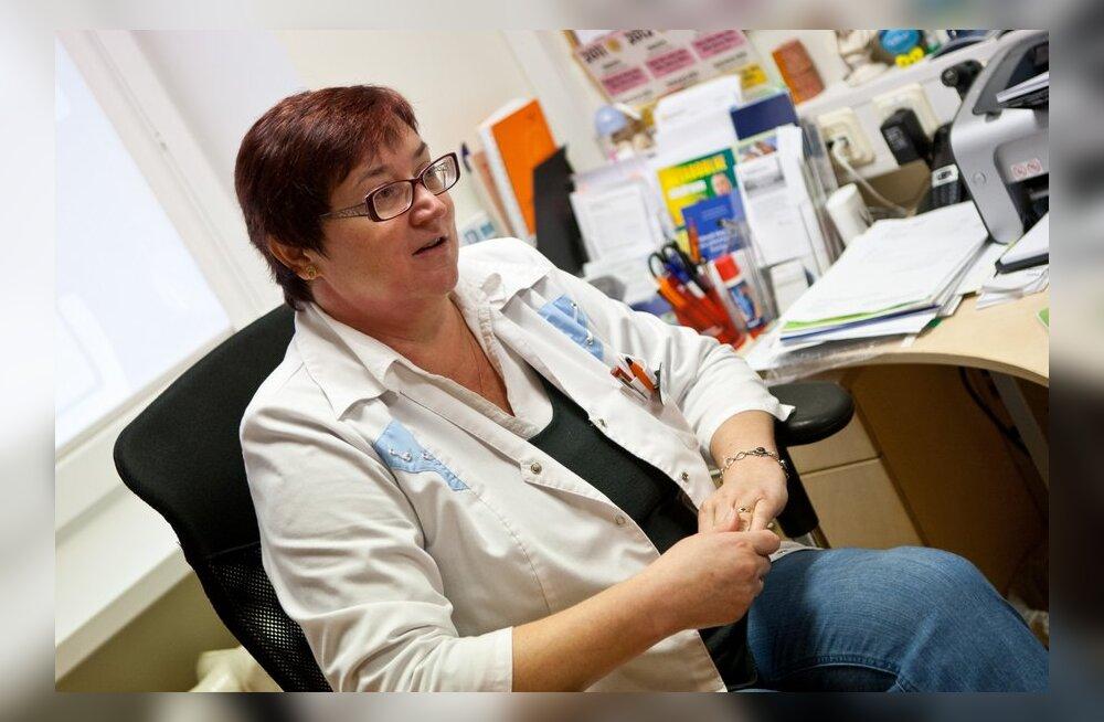Perearst: me ei saa pakkuda kvaliteeti, mida ootab patsient ja milleks oleme võimelised