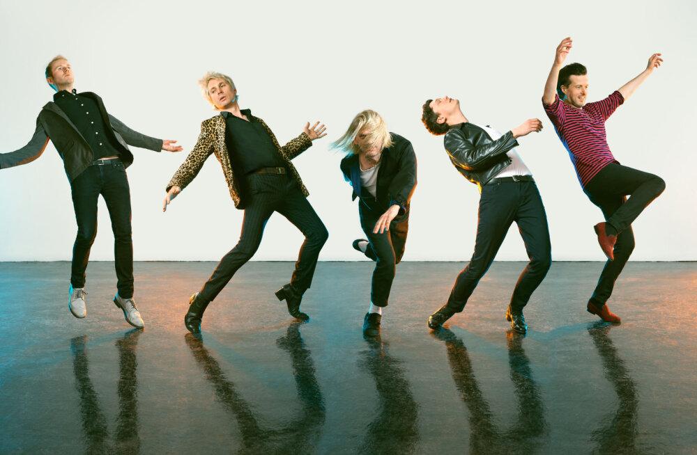 Muusikasõbrad, rõõmustage! Õllesummer Festivali avapäeva peaesineja on Franz Ferdinand