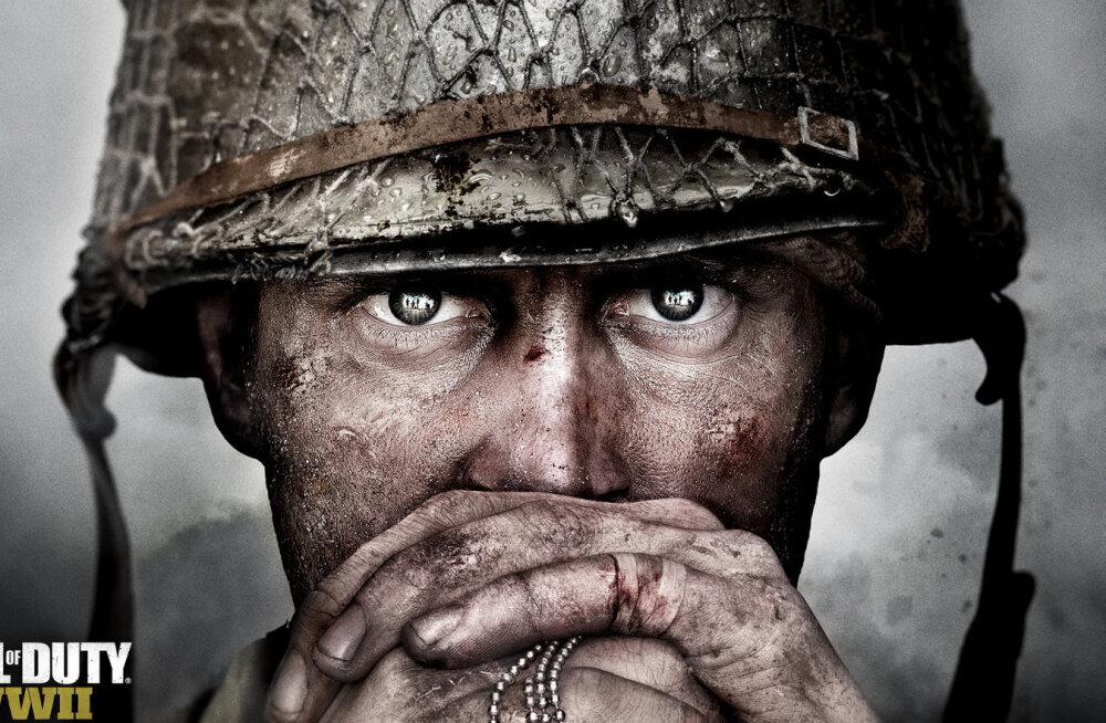 See on tõsi: Call of Duty naaseb Teise maailmasõtta