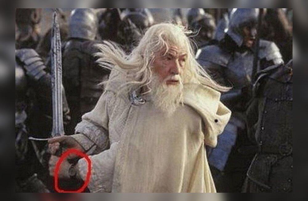 Miks Gandalf kunagi ei hiline!