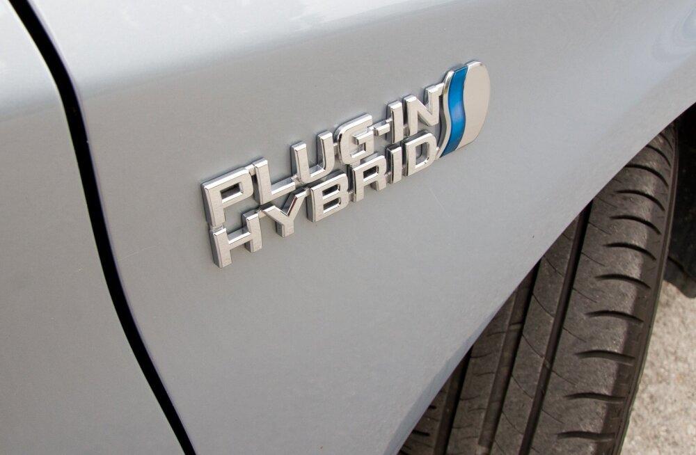 Toyota Pruis PHEV