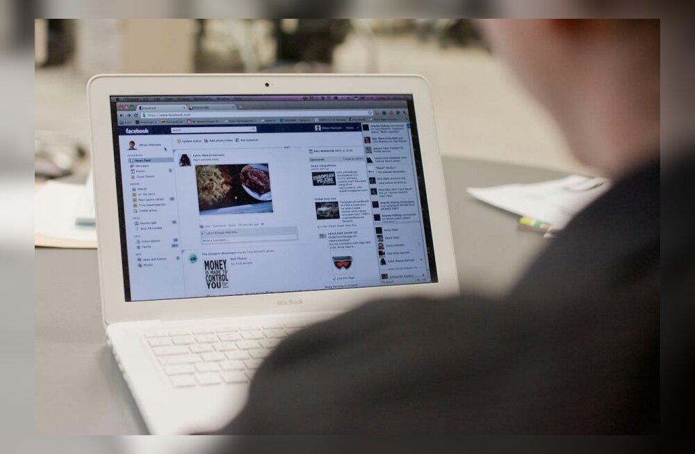 Pank hakkab laenutaotlejate analüüsimiseks Facebooki kasutama