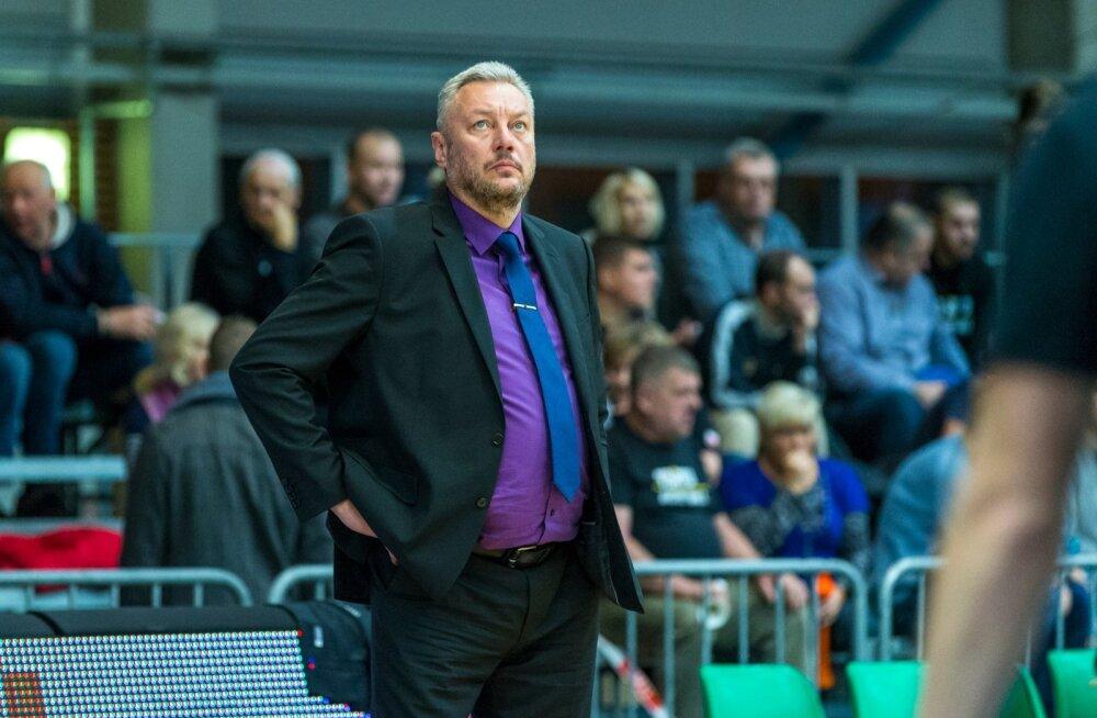 Priit Vene jätkab tõenäoliselt Tartu korvpallimeeskonna peatreenerina.