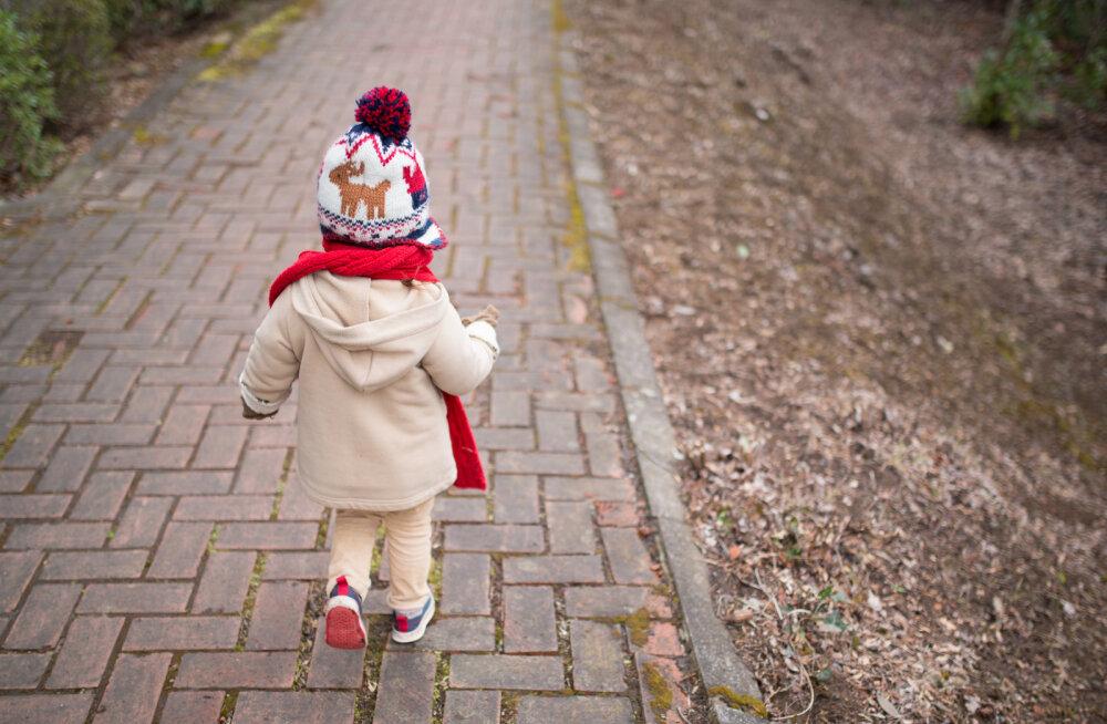 Kahe lapse ema küsib: miks te topite oma lapsi nii paksult riidesse? Sellepärast nad ju kogu aeg haiged ongi!