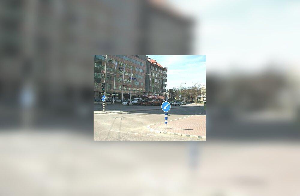 Tallinn, tänav, Rävala pst