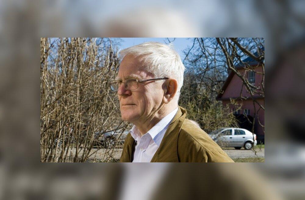 Andres Tarand: sotside hulgas on liikmeid, kellele meeldib Savisaare juhtimisstiil