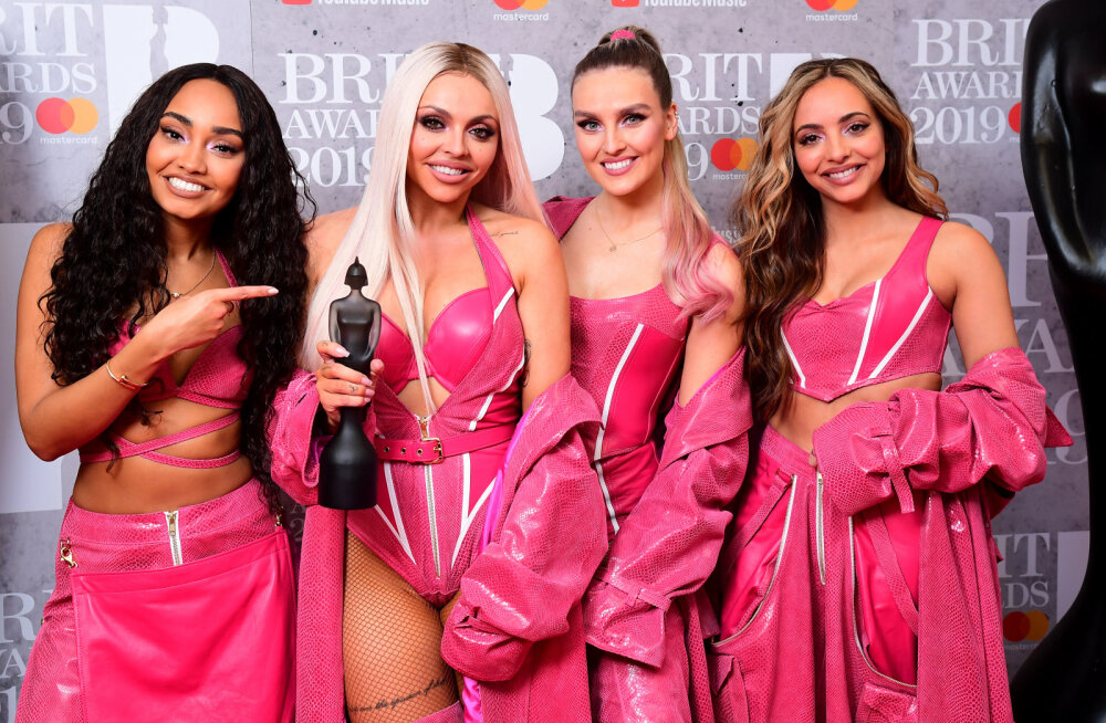 KLÕPS | Piinlik! Tüdrukutebändi Little Mix staari kehaosa tekitas fännide seas palju segadust