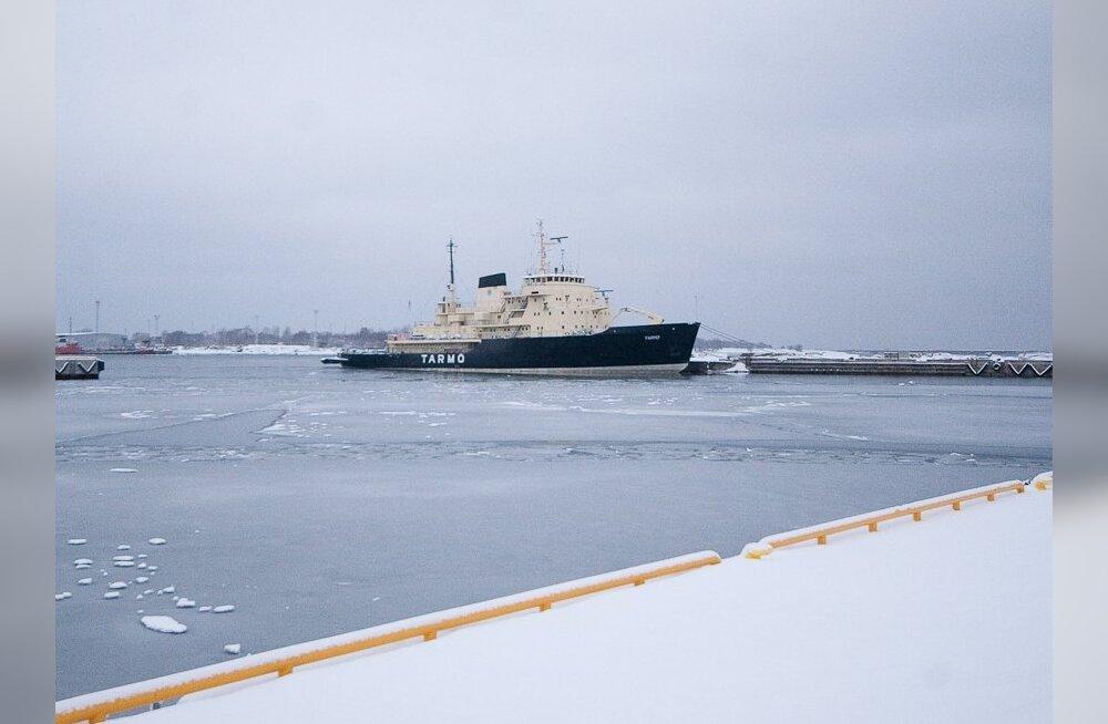 Veeteede amet otsib Soome lahele kolmandat jäämurdjat