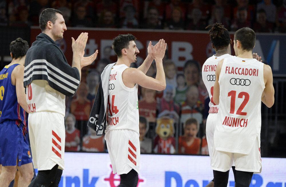 BLOGI | Barcelona ja Jasikevicius said kolmanda järjestikuse kaotuse, CSKA pikendas võimast seeriat