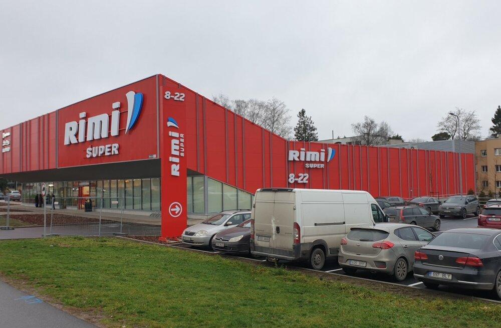 В Нымме открыли новый супермаркет Rimi