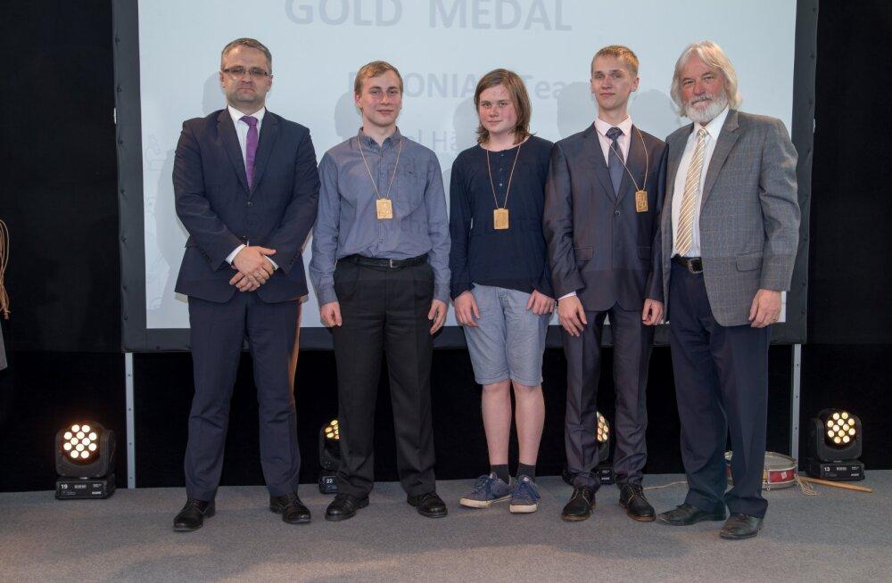 Eesti kuldne meeskond