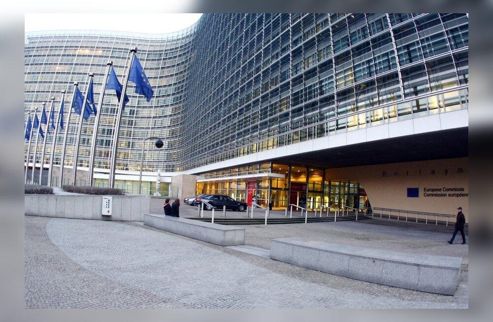 BRÜSSEL, EUROOPA KOMISJON