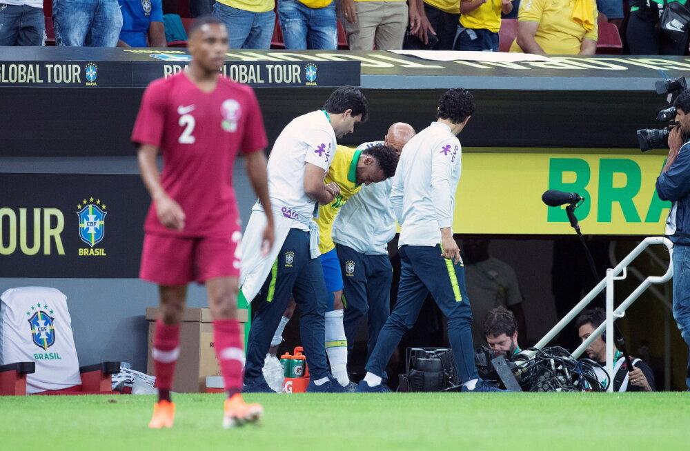Ränk hoop Brasiilia koondisele: Neymar jääb Copa Americast eemale