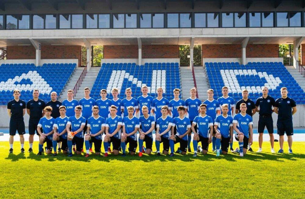 TÄNA | U19 jalgpallikoondis alustab Balti turniiri Tartus kohtumisega Soome vastu