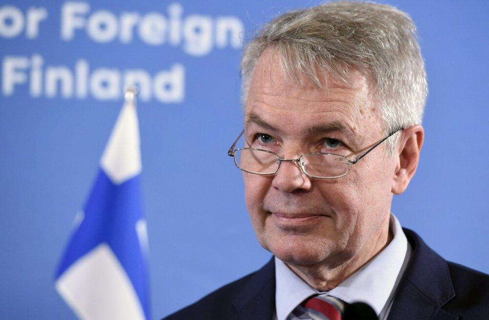 """Soome välisminister Haavisto: Balti """"reisimulliga"""" ühineda on liiga vara, Põhjamaade mull on veelgi kaugemal"""
