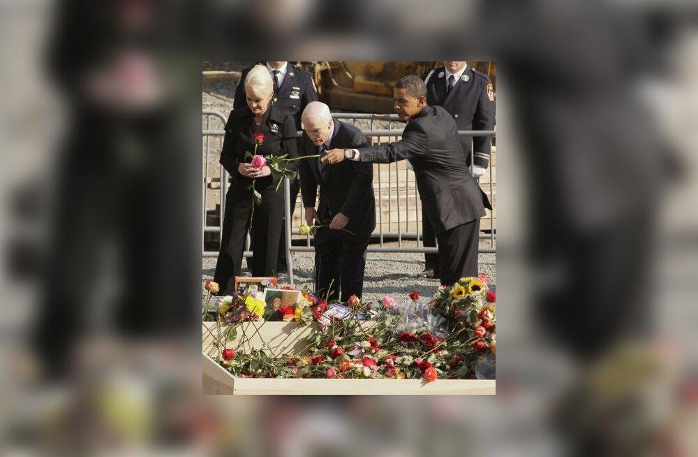 Obama ja McCain tegid 9/11 puhul vaherahu