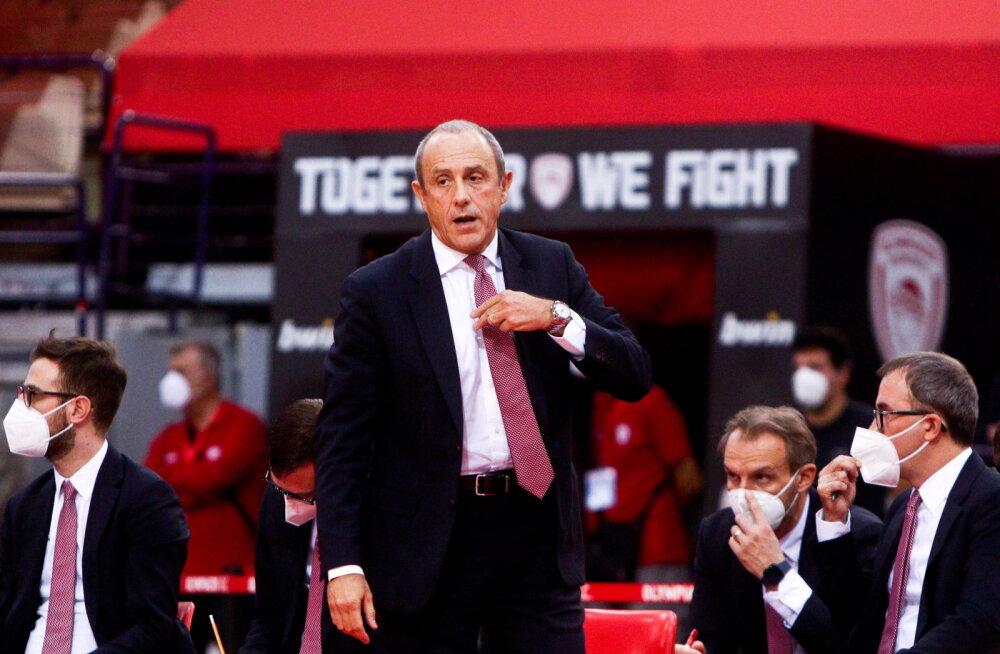Legendaarse korvpallitreeneri üleskutse: peatage Euroliiga!