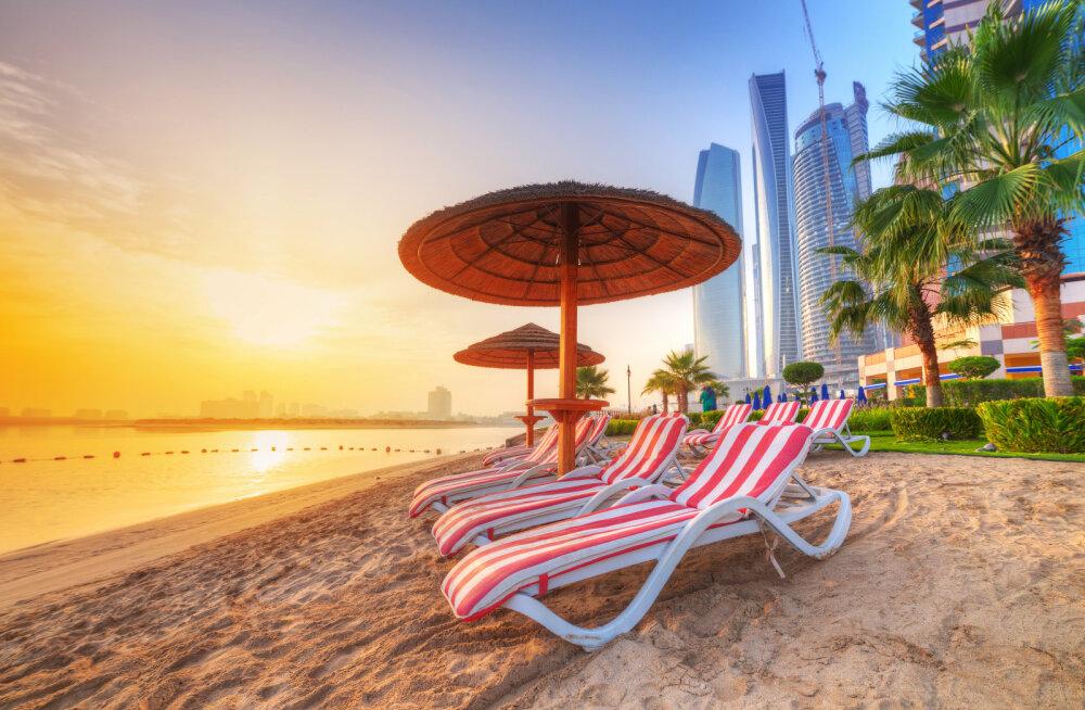 10 kohta, mida külastada Abu Dhabis – ilma piletit ostmata