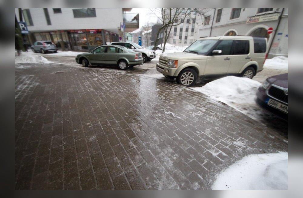 Ilm Eestis kisub kehvaks: talverehv alla ning ettevaatust libeda osas!