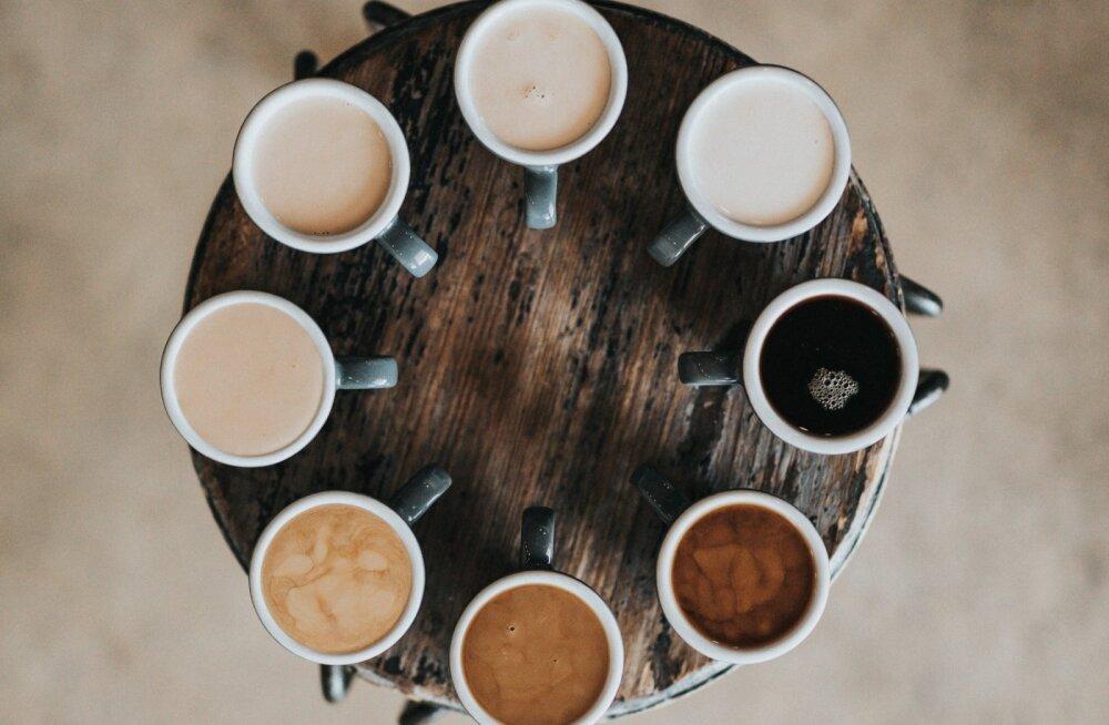 Täna on rahvusvaheline espressopäev! Vaata, mis juhtub, kui iga päev espressot juua