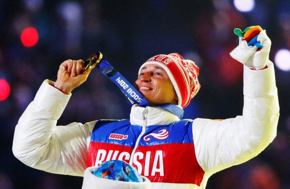ROK põhjendas esimest korda, mis alustel venelastele eluaegseid olümpiakeelde jagatakse
