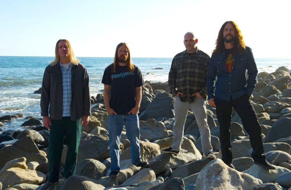 Kurb uudis muusikasõpradele: Ameerika stoner-rocki veteran Fu Manchu seekord Tallinnas kontserti ei anna