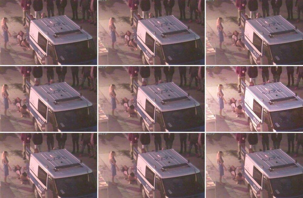 Избиение полицейских в Старом городе: как развивались события той летней ночи