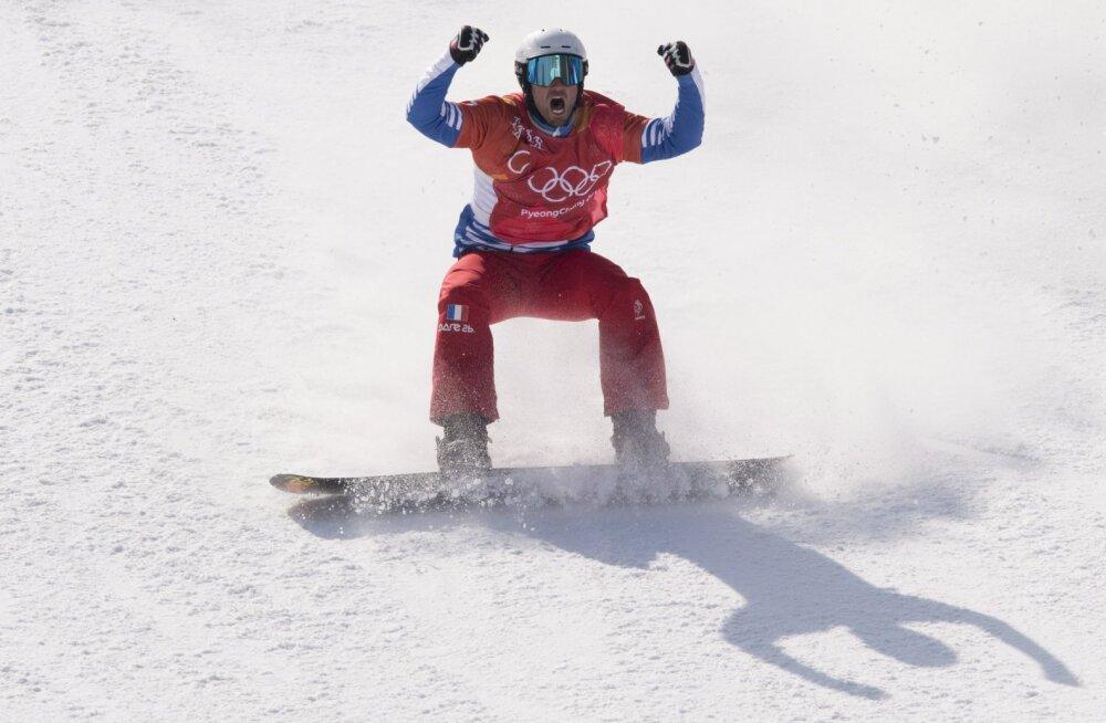 Pool medalit meile? Eesti lumelauduri elukaaslasest sai kahekordne olümpiavõitja!