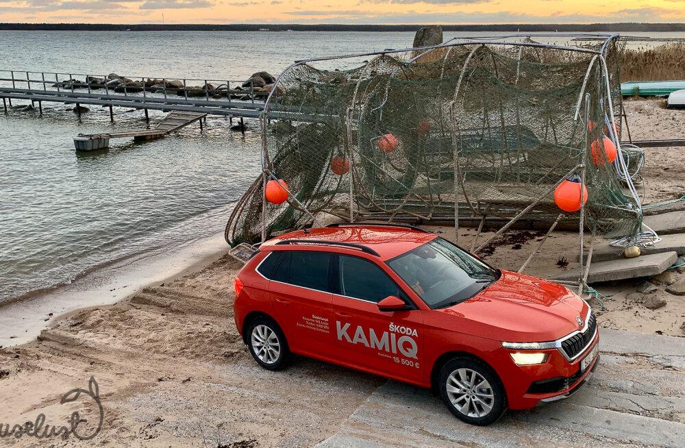 Škoda Kamiq: suurepärane taskumaastur, kus ohtralt ruumi ja sõidumugavust