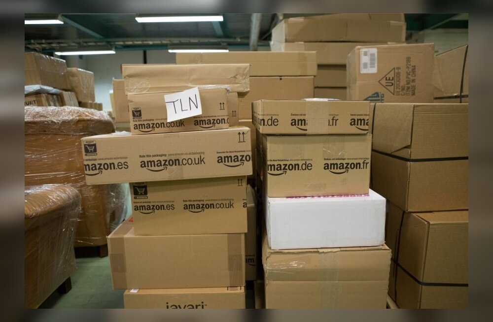 Amazon on ostjate vähesusega hädas.